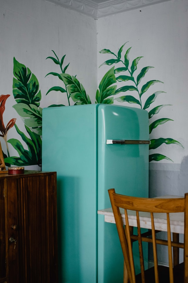 The Hong Kong Blue Refrigerator Project